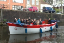 Workshop en varen in Utrecht